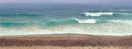 The Sea 22 x 60