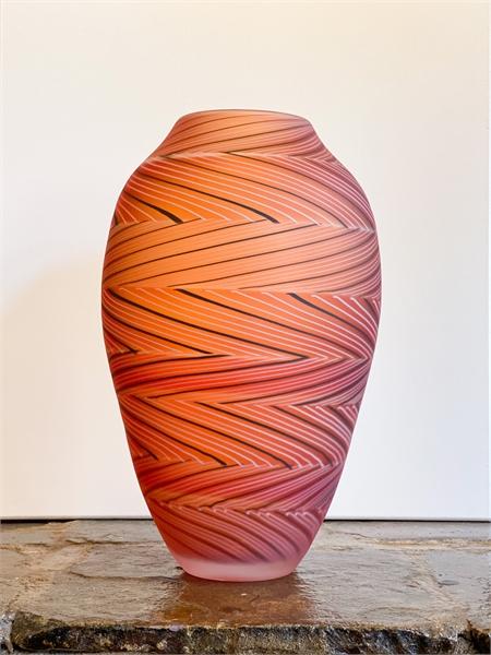 Merlettos Vase