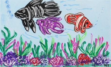 Aquarium (FRAMED)