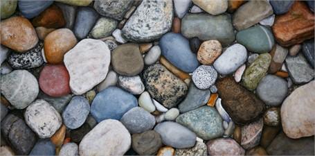 Beach Stones #8