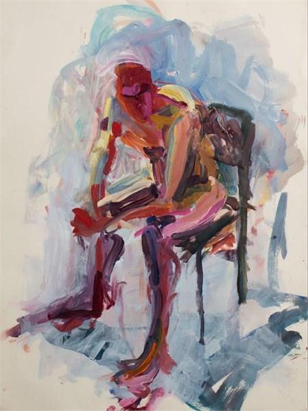 Seated Figure #1