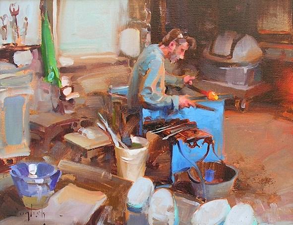 Glass Artist
