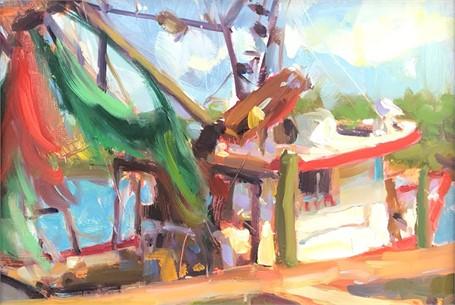 Apalachicola Shrimper