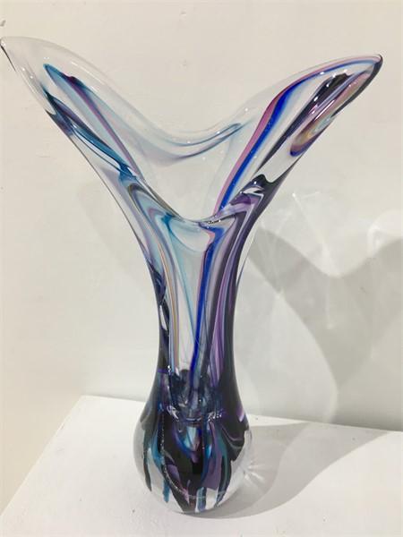 Paradise Vase - Blue