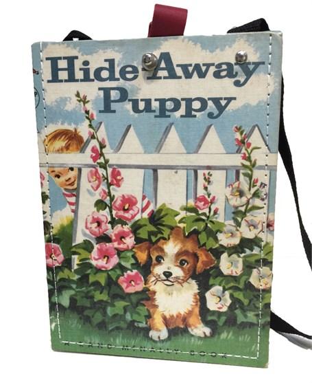 Handbag - Hide Away Puppy