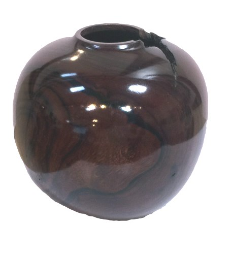 Desert Ironwood Vessel