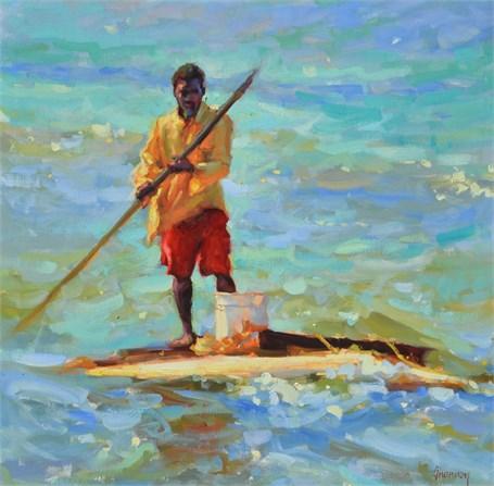 Conch Fishing