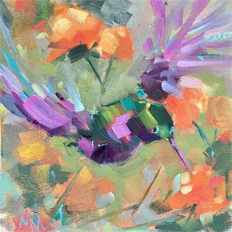 Violet Winds