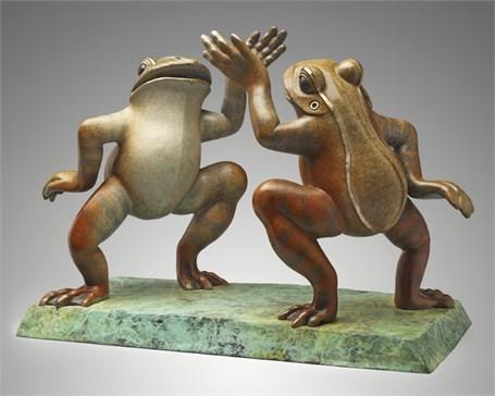 Hallelujah Frogs - Dancing