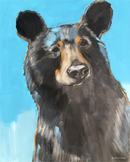 Blues Bear