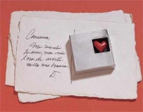 Paperweight - Heart