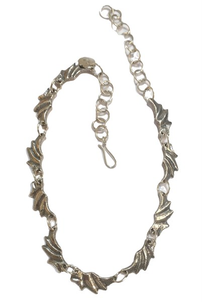 Necklace - Angelo Alato Couture Sand Cast C-935