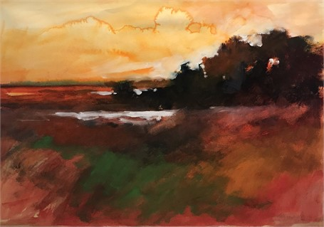 Red Marshland