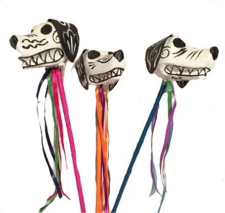 Puppy Muerte Maraca