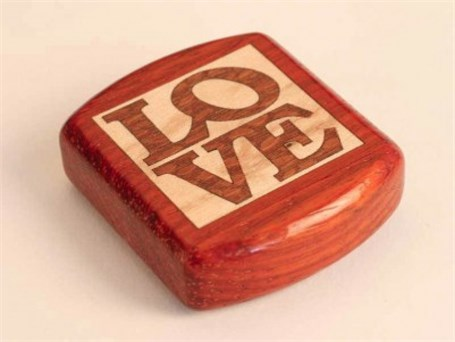 Love Marquetry Secret Box  2271-53