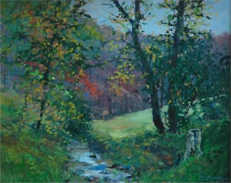 Fall on Camp Creek