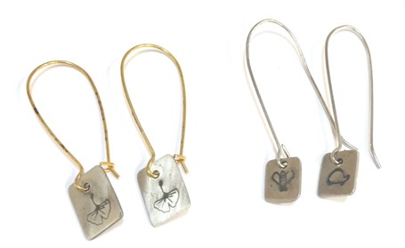 Earrings - Assorted Tiny Charms
