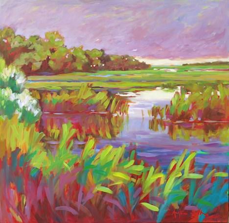 Open Marshland