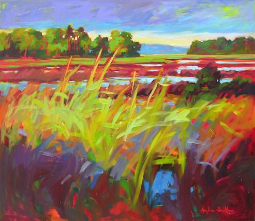 Summer Marsh.