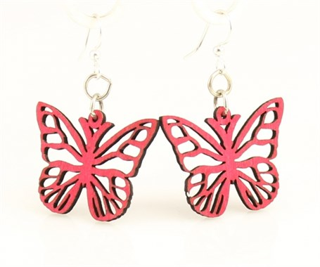 Earrings - Butterfly Blossoms 122
