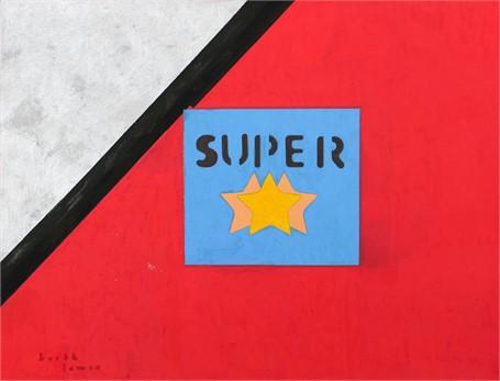 Super Stars of Paint