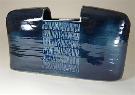 "Kevin Keiser | Ark | Ceramic | 12"" X 21"" | $450.00"