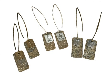 Earrings - Assorted Double Charms