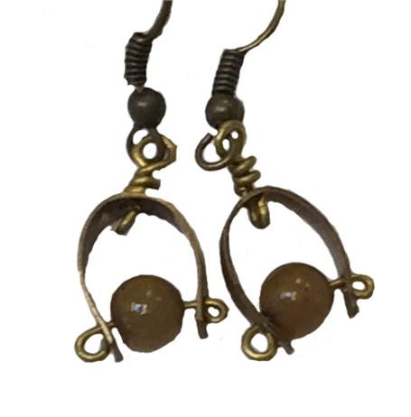 Earring - Design Stone