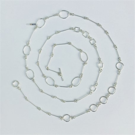 Necklace: Small Link Chain