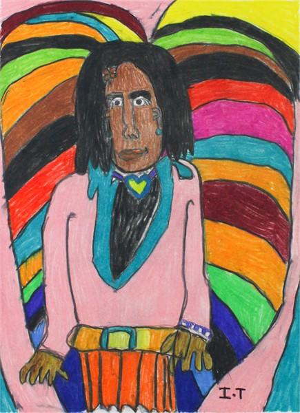 Imani Self Portrait