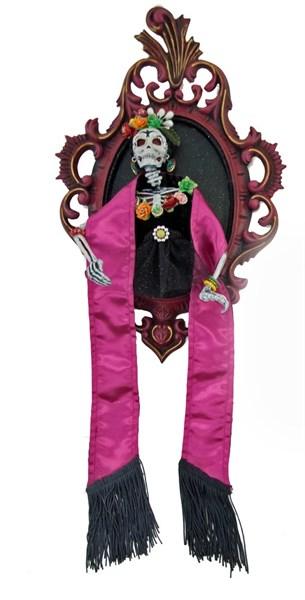 Day of the Dead Frida Frame