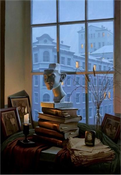 Alexei Butirskiy in Key West at Key West Gallery