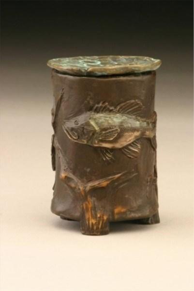 Bronze - Bass Vessel