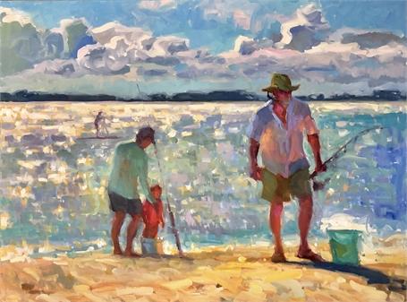 Inlet Fishing