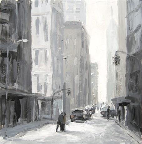 Winter In New York III