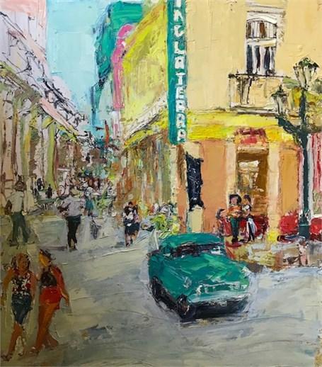 La Vida Cuba- Hotel Inglaterra 1