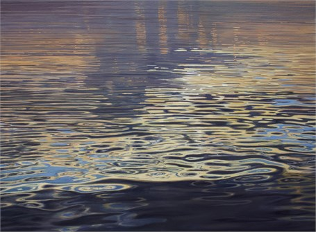 "William B. Hoyt | Reflections | Oil | 32"" X 48"" 