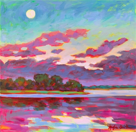 John's Island Moon