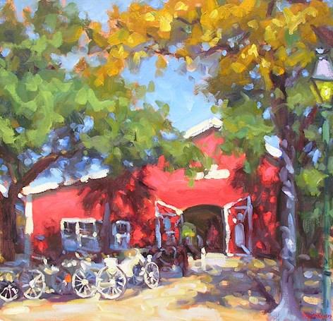 Palmetto Carriage Barn