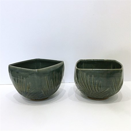 "Brendan Roddy | Medium Bowl | Ceramic | 4"" X 6.5"" 