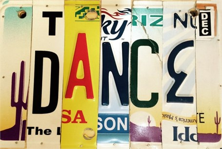 Lost License Plate - Dance