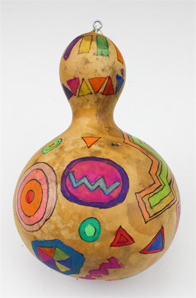 Abstract Gourd (ornament)