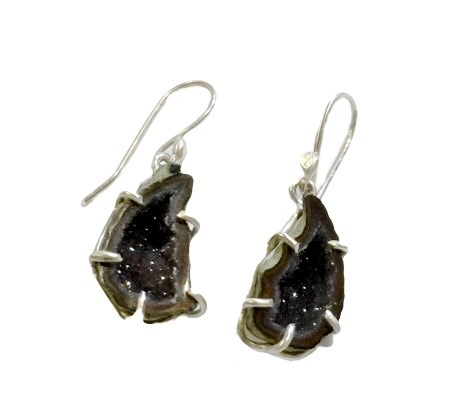 Earrings - Assorted Geodes
