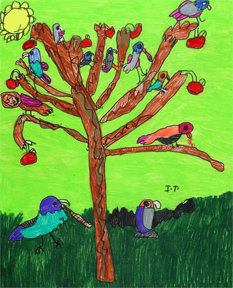 My Birds and Tree