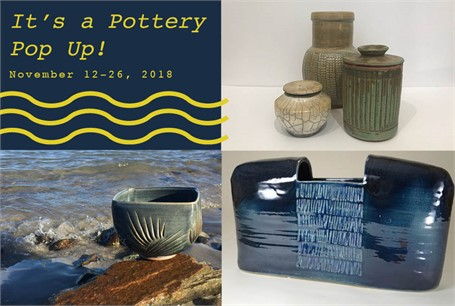 Pottery Pop Up