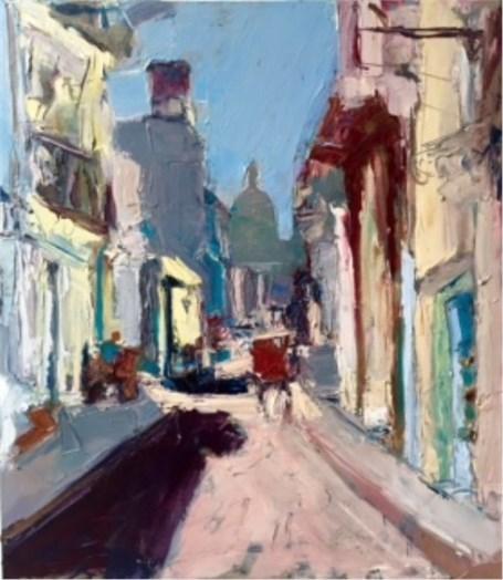 Calle en Viejo Habana
