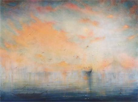 Nederzee Daydream, A Poet's Triumph