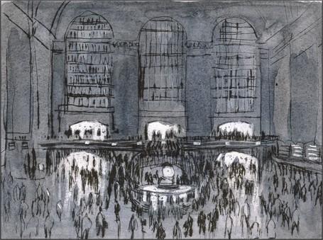 Grand Central Station IV