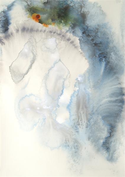 Cool Gray Water I, II, V