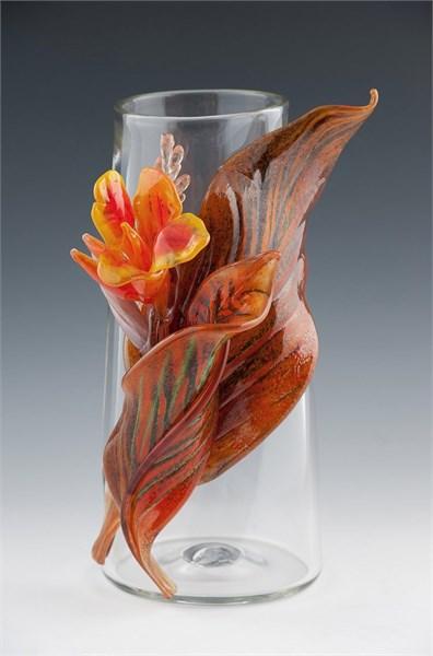 Canna Lily Vase